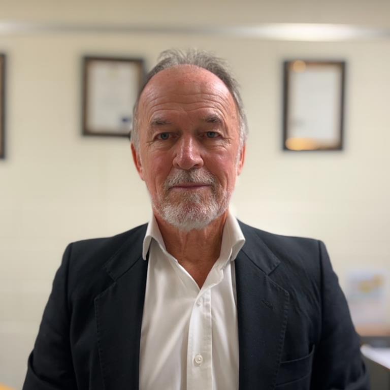 Associate Professor David Evans