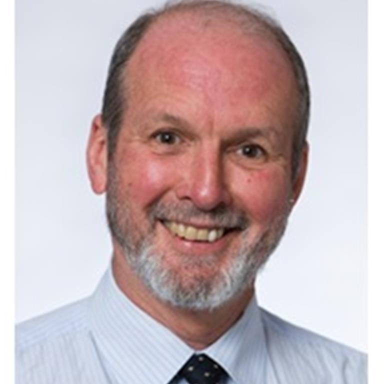 Portrait image for Dr Desmond Williams