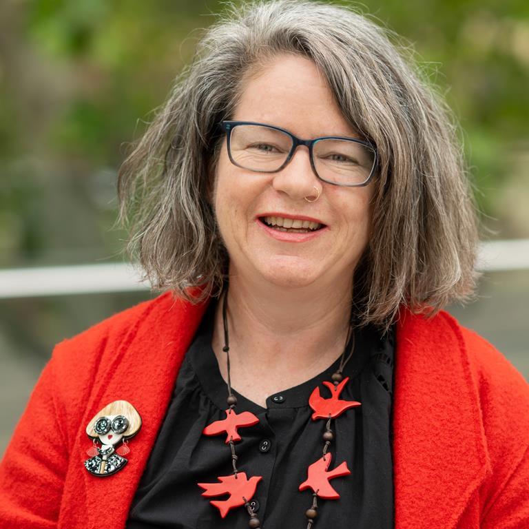 Dr Joanne Harmon