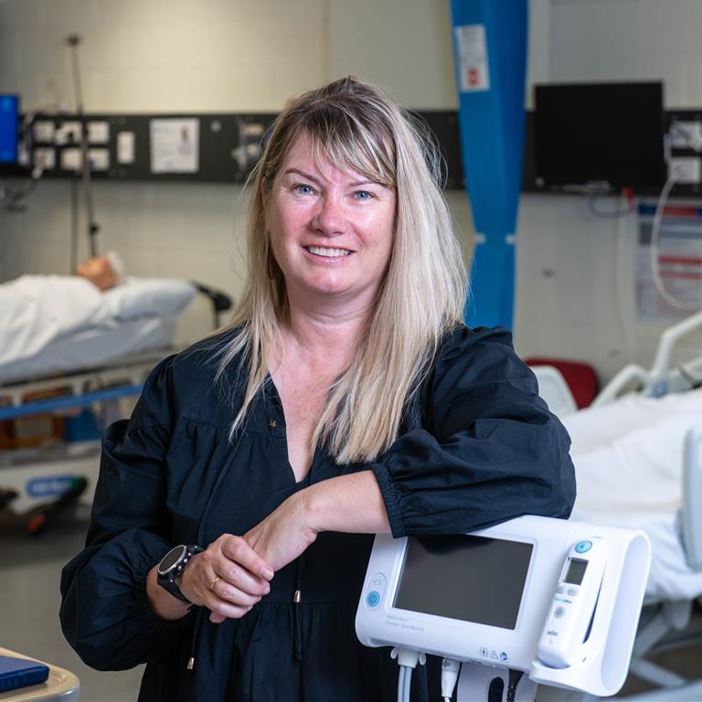 Professor Marion Eckert