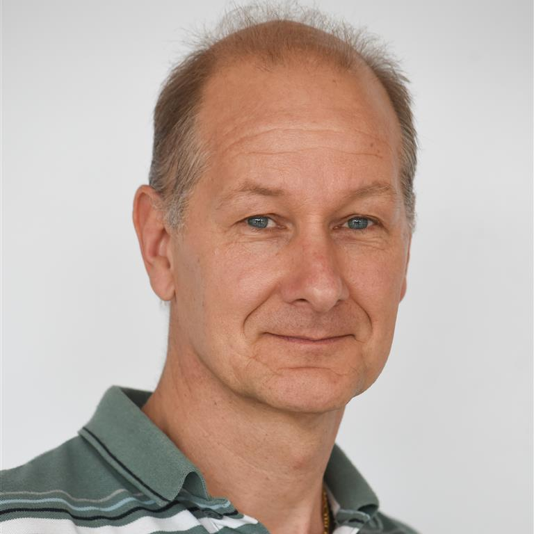 Associate Professor Cobus Gerber